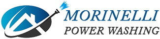 Morinelli Pressure Washing Logo